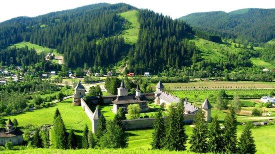 Sucevița Mănăstirea